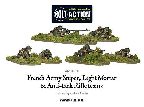 Warlord Games Blitzkrieg Panzergrenadiers Bolt Action models minifigures