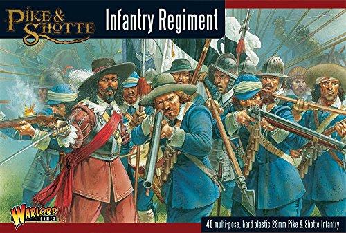 Warlord Games Pike Shotte Infantry Regiment