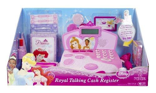 Disney Princess Royal Talking Cash Register