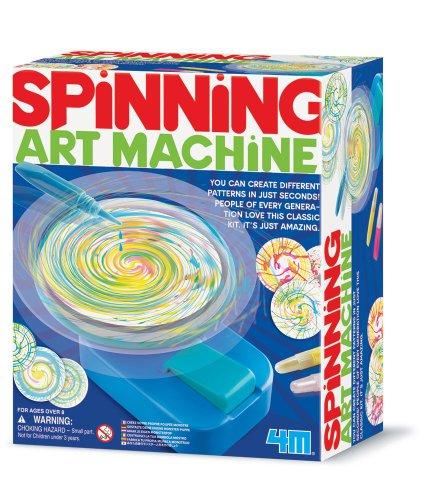 4m Spinning Art Machine