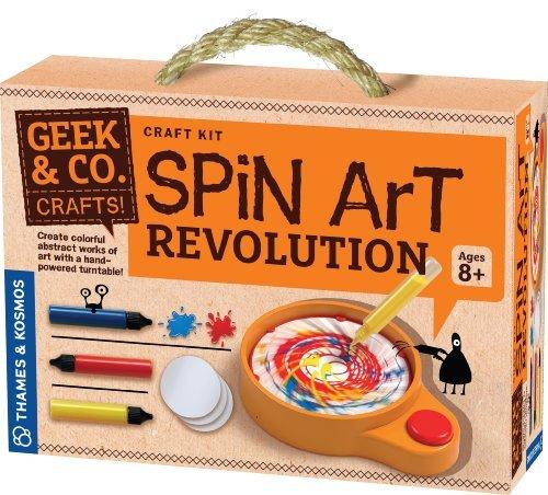Geek Co Craft Spin Art Revolution by Geek Co Craft