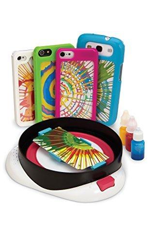 Make Your Case Designer Spin Art by Make Your Case