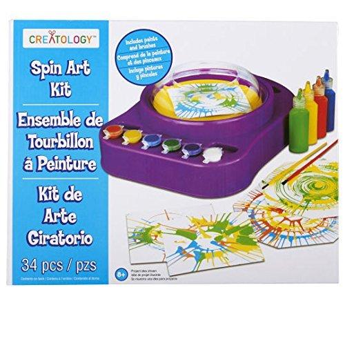 Spin Art Kit by Creatology by Creatology