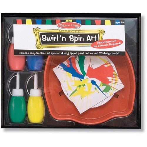 Swirl n Spin Art Case Pack 2 Swirl n Spin Art Case Pack 2