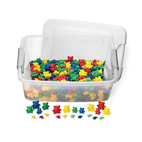ETA hand2mind Three Bear Family Counters Classroom Basics Kit