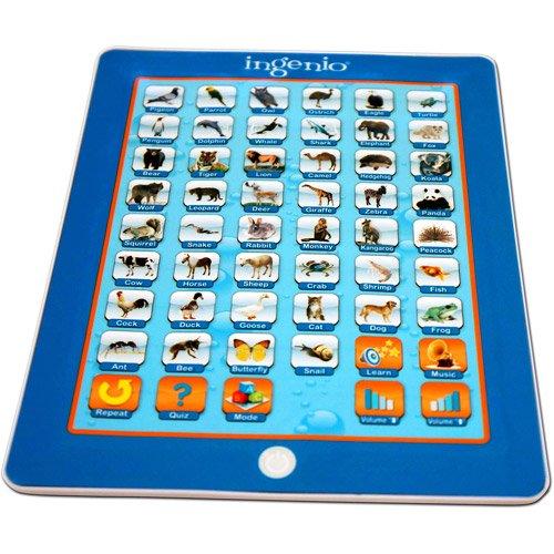 Ingenio Smart Play Interactive Play Pad Animals