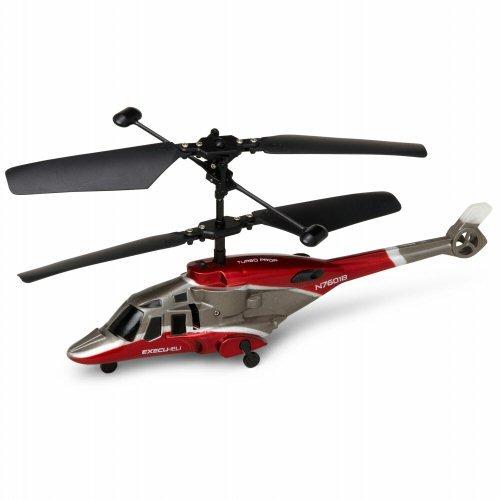 Wireless Indoor Helicopter