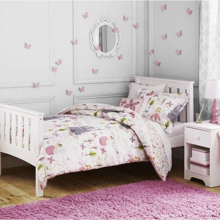 Better Homes and Gardens Kids Comforter Set FullQueen Size Fairy Princess