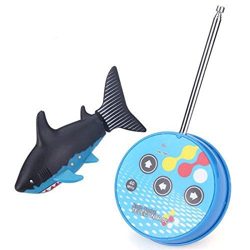 Rc Mini Electrical Shark-shaped SubmarineBoat