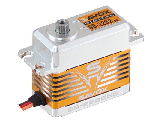 Savox 00753194 High Voltage 74V Brushless Digital Servo