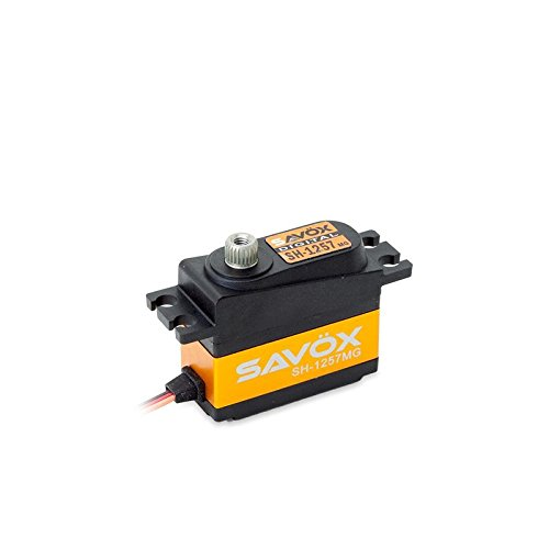 Savox SH-1257MG Super Speed Metal Gear Mini Digital Servo