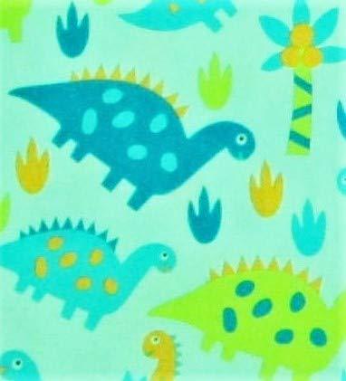 HMF Baby Dinosaurs Kute Kids Pillowcase ONLY Size Standard Boys Girls Kids Bedding