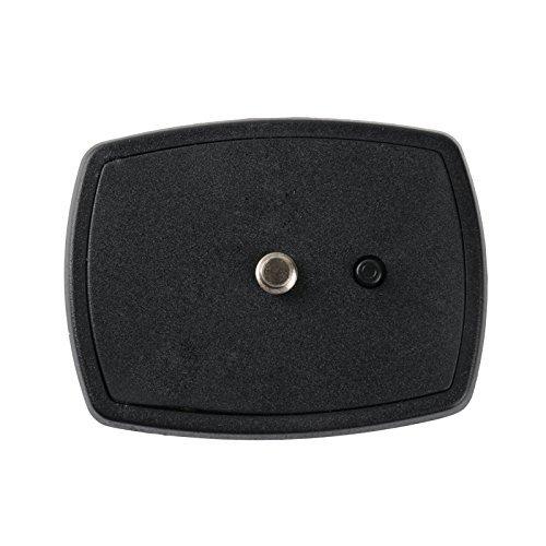 ZOMEI Pro Camera Camcorder Tripod Monopod Ball Head Quick Release Plate for Q111 Tripod by Zomei