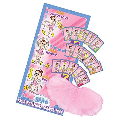 The Little Gym Im a Ballerina Dance Mat