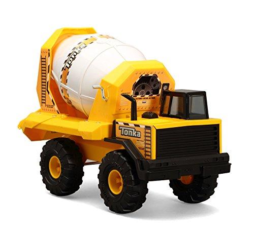Tonka Steel Cement Mixer Vehicle