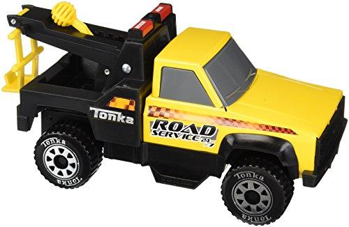 Tonka Steel Tow Truck
