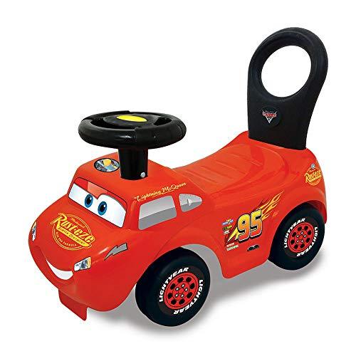 Kiddieland Toys Drive Along McQueen Ride-On