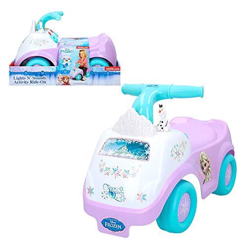 Kiddieland Toys Limited Disneys Frozen Light Sound Activity Ride On