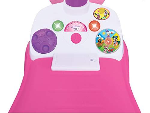 Kiddieland Toys Limited Girls Disney Light N Sound Minnie Mouse Ride-On