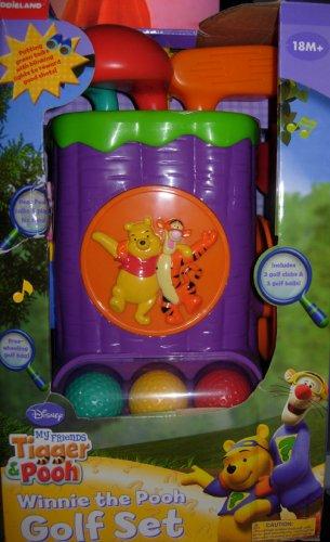 Kiddieland Toys Limited Winnie The Pooh Golf Set