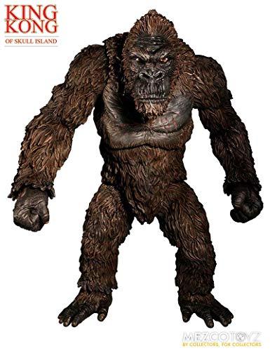 Mezco Toyz Ultimate King Kong of Skull Island 18 Figure Standard