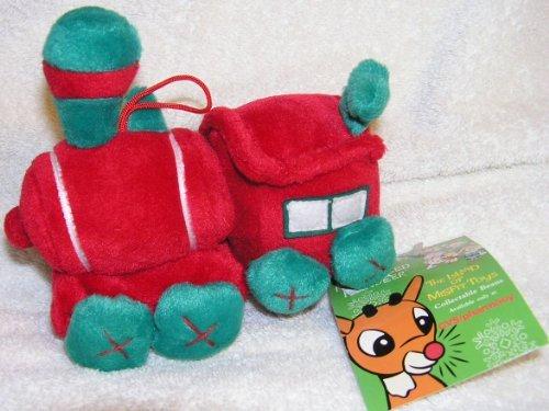 Rudolph Island of Misfit Toys 6 Plush Misfit Train CVS Bean Bag from 1998