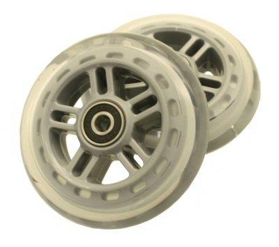 Razor Kick Scooter Wheel Set Clear