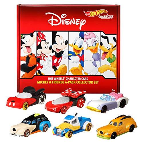 Hot Wheels Disney Bundle Vehicles Amazon Exclusive