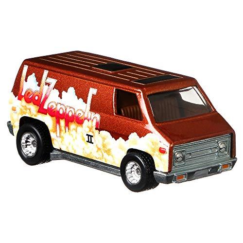 Hot Wheels Led Zeppelin Super Van