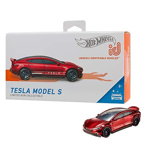 Hot Wheels id Tesla Model S Factory Fresh