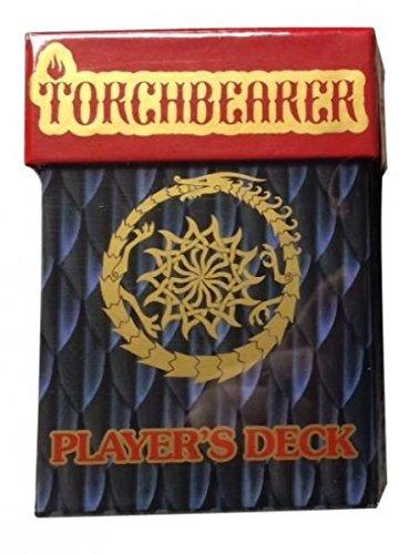 Burning Wheel Games 7100TB2 Torchbearer Players Deck
