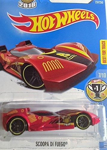 Hot Wheels Games 710 Scoopa Di Fuego