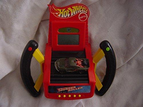 Hot Wheels Thunder Roller Handheld Racing Game