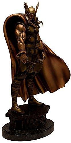 Thor Faux Bronze Bowen Designs Statue