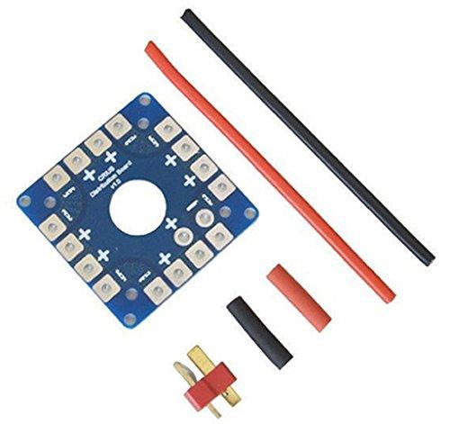 ESC Speed Controller Power Distribution Board PDB for Quadcopter Multirotor 3-8