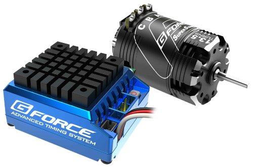 G Force ESC Brushless Motor Combo Set TS120A Combo 175T G0016