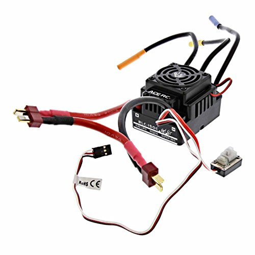K-Rock MT4 G5ACE BLC-150C BRUSHLESS ESC Electronic Speed Control Buyers Choice