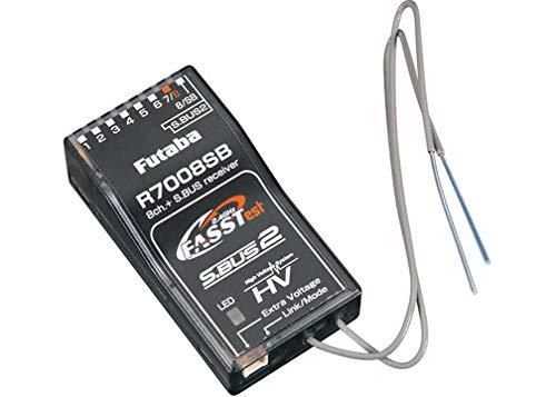 Futaba R7008SB 24GHz FASSTest Telemetry Rx 18MZ 14SG Receiver