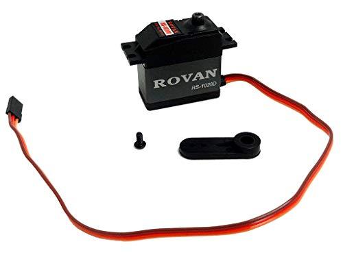 RS-1020D Digital Throttle Servo
