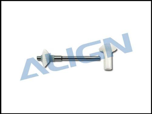 Align T-REX 450 PRO Torque Tube Rear Drive Gear Set Single