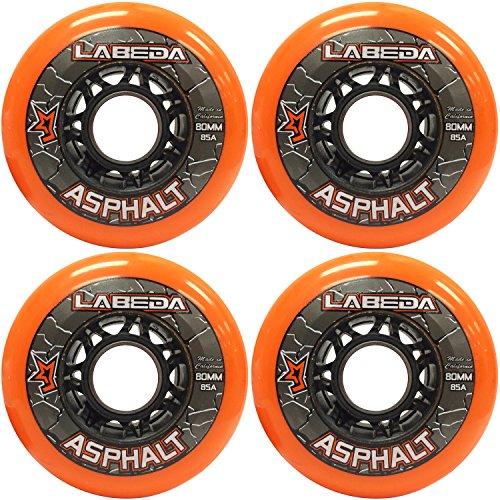 Labeda Asphalt Wheels 4 Pack