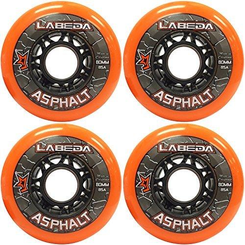 Labeda Asphalt Wheels 4 Pack by Labeda
