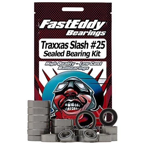 Traxxas Slash 25 Sealed Bearing Kit