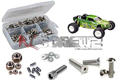 RCScrewZ Duratrax Evader ST Stainless Steel Screw Kit dur002