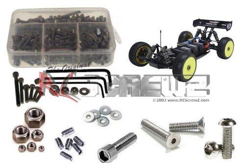 RCScrewZ Losi 8ight-e 20 Stainless Steel Screw Kit los060