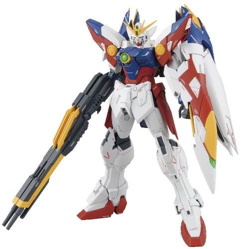 Bandai Hobby MG Wing Gundam Proto Zero Version EW Model Kit 1100 Scale
