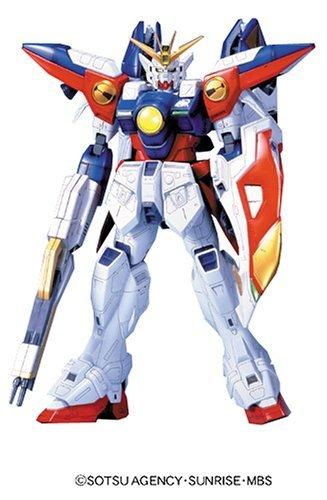 Bandai Hobby Wing Gundam 0 Gundam Wing HG 160 Figure Model Kit by Bandai Hobby
