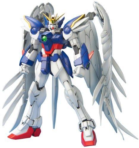 Bandai Hobby Wing Gundam Zero Version EW 1100 - Master Grade by Bandai Hobby