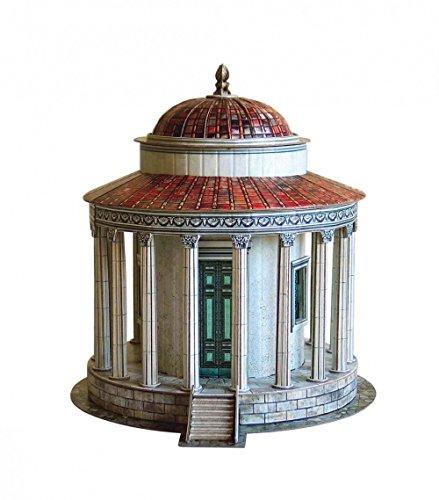 3d Puzzle Temple of Vesta Rome Clever 1187 H0