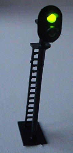 Celtic Woods Model Railway Signal Lights GreenRed Led Bulbs H000 Gauge C081